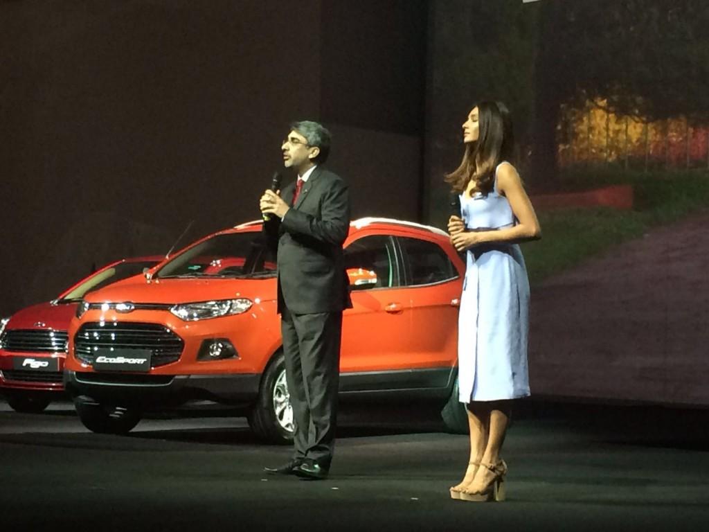 Ford Pre-Auto Expo Event (1)