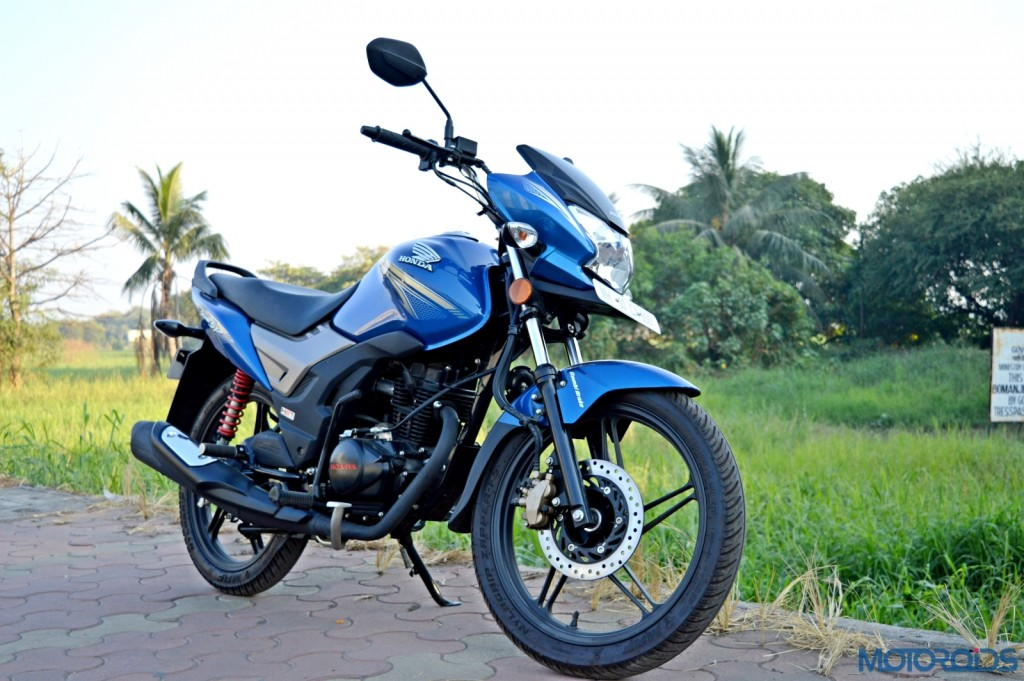 Honda CB Shine SP (3)