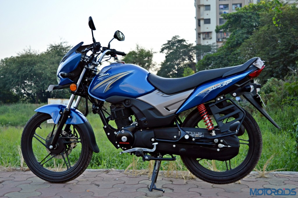 Honda CB Shine SP (36)
