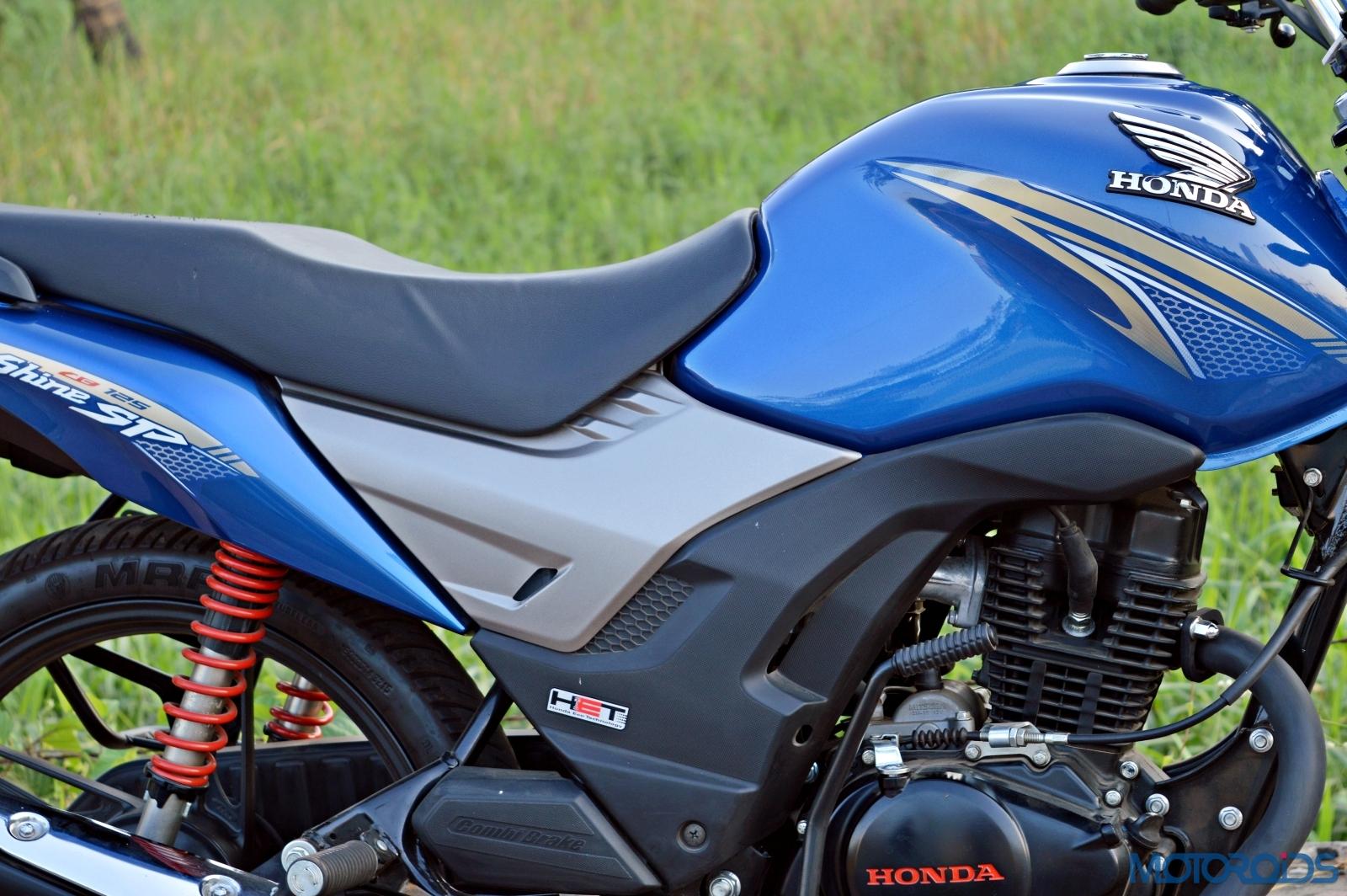 Honda Cb Shine 125 Sp Review Decked Up Diligence Motoroids