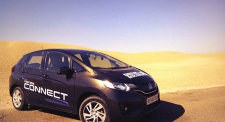 Honda Jazz Drive to Discover