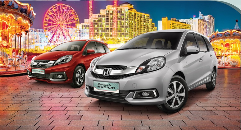 Honda Mobilio Indonesia launch