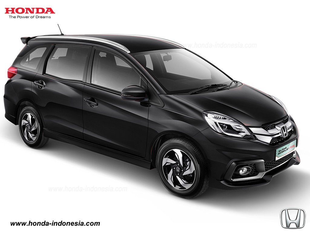 Honda Mobilio Indonesia launch RS variant