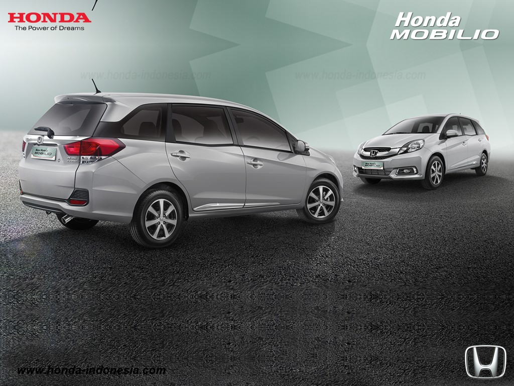 Honda Mobilio Indonesia launch exterior