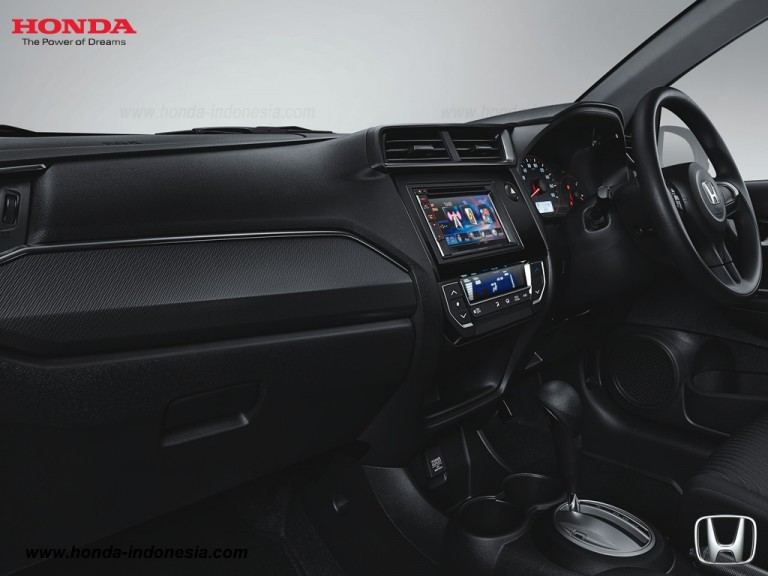 Honda Mobilio Indonesia launch interior