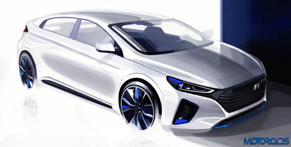 Hyundai Motor - IONIQ - Teased (1)