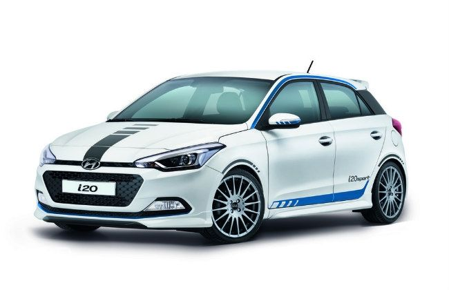 Hyundai i20 Sport Germany (2)