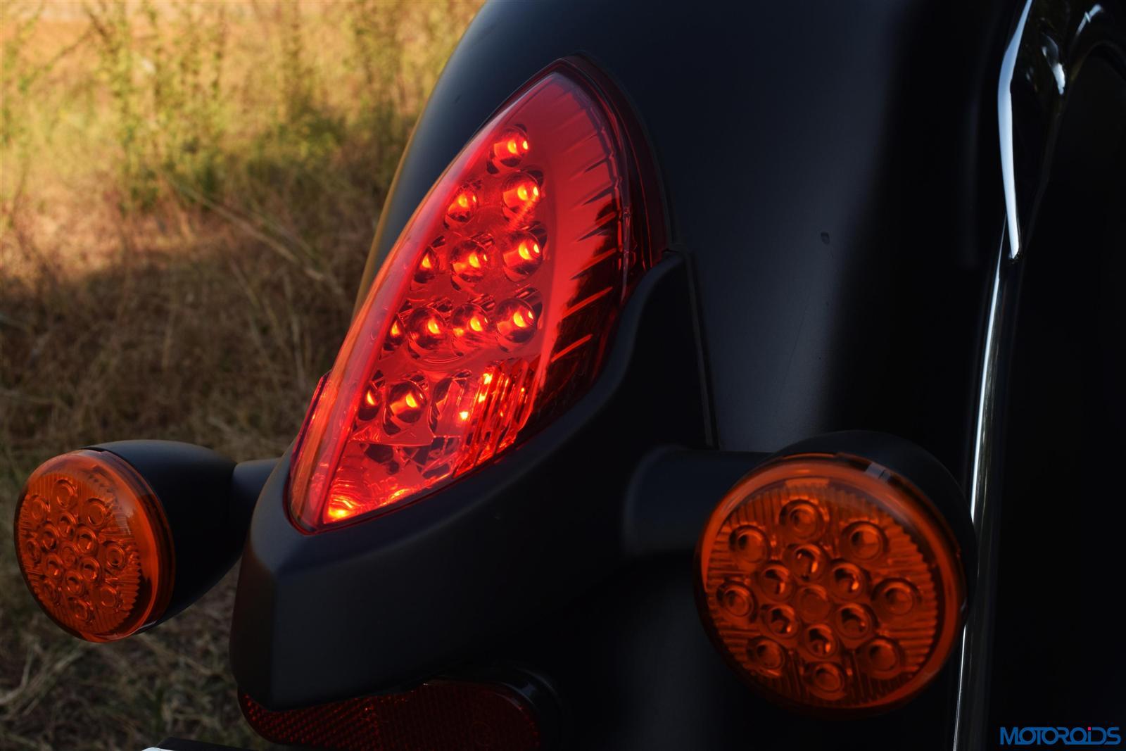 Indian Dark Horse LED tail light(27)