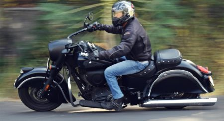 Indian Dark Horse cornering (44)
