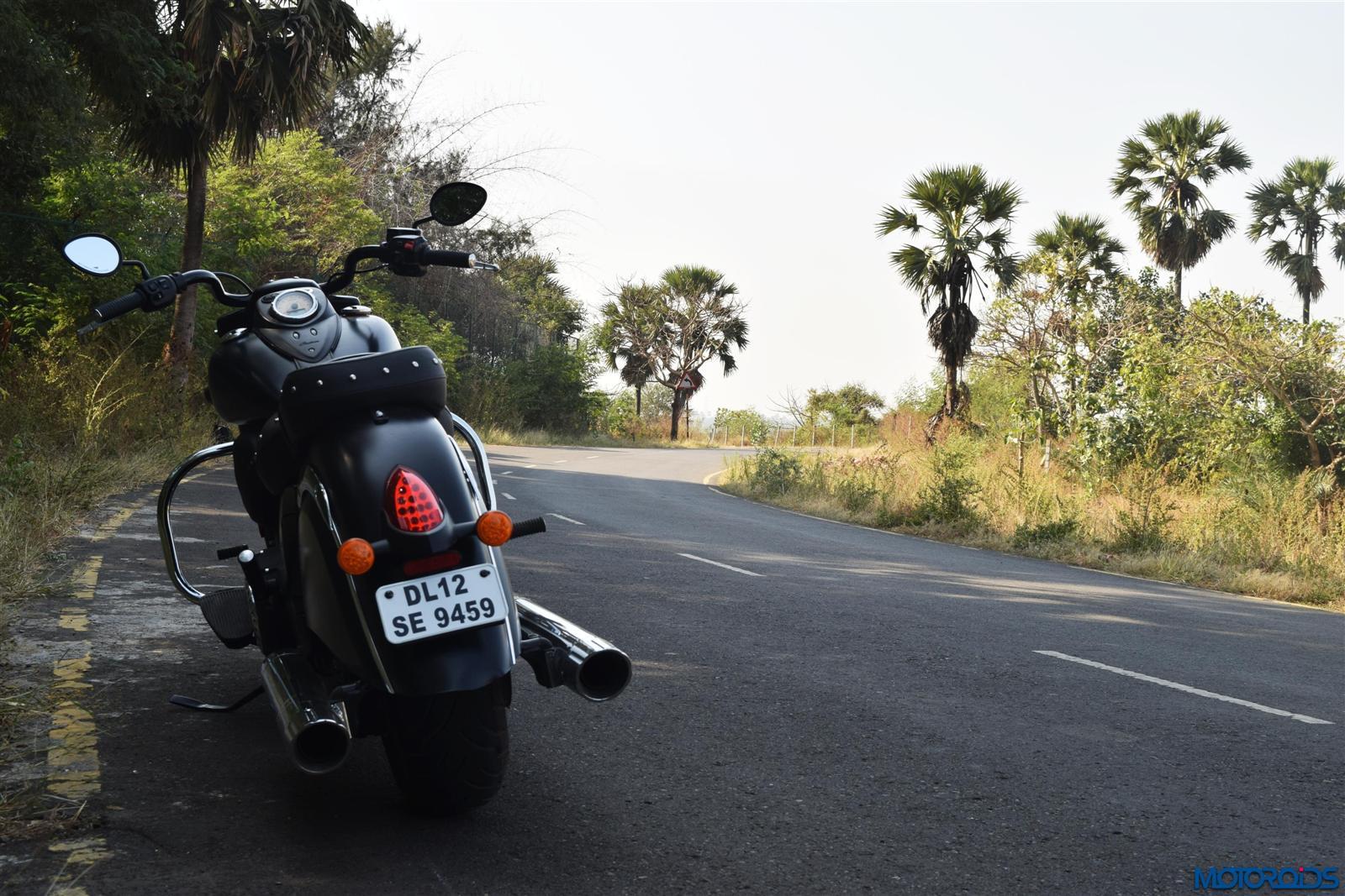 Indian Dark Horse rear view (2)