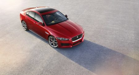 Jaguar XE bookings and launch India (1)
