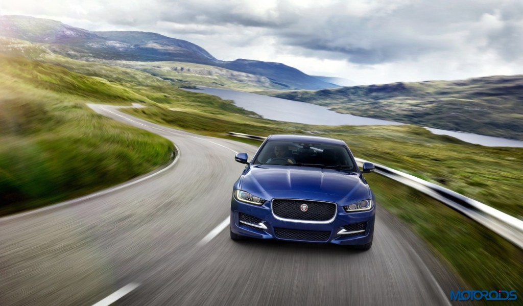 Jaguar XE bookings and launch India (2)