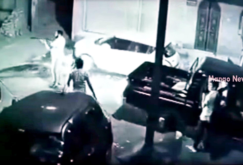 Jodhpur gangs cars smash