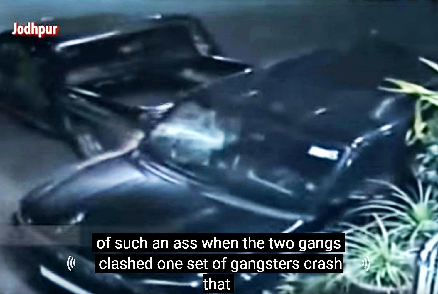 Jodhpur gangs