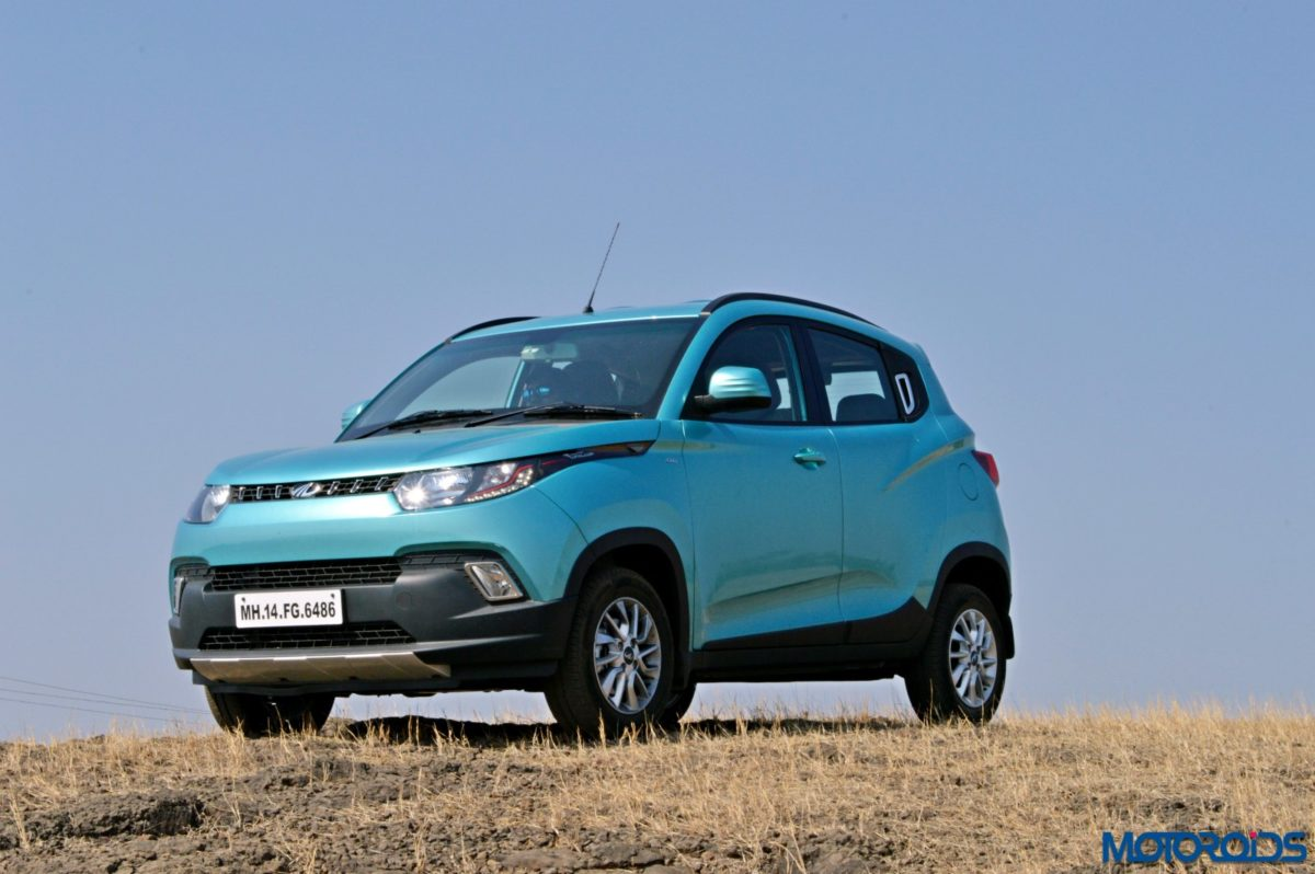 Mahindra KUV100 Diesel (25.32 kmpl)