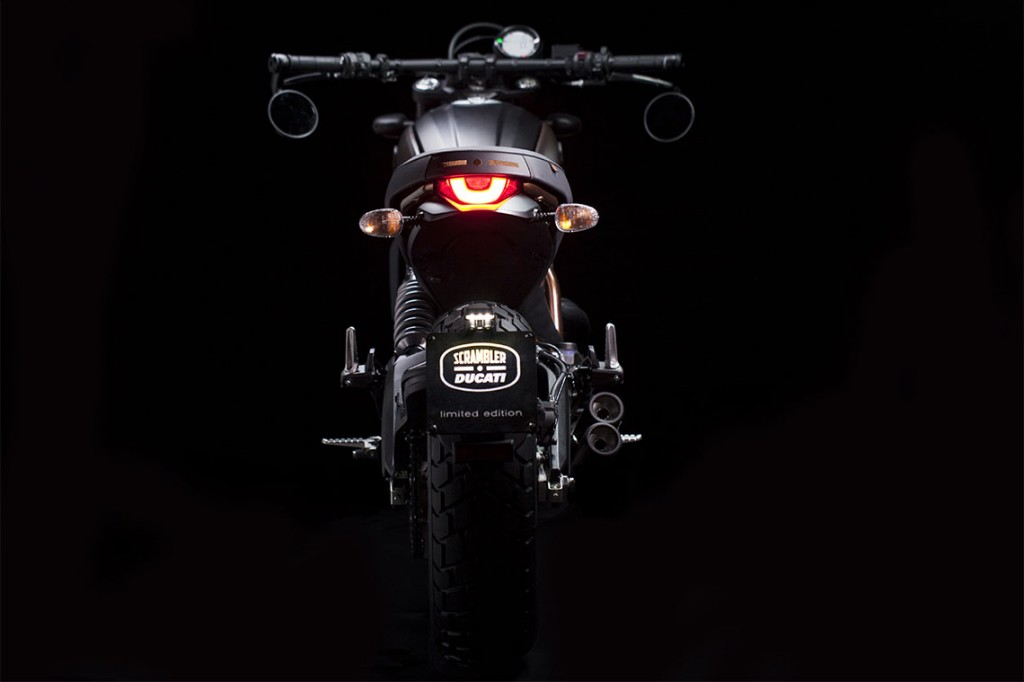 Limited edition Ducati Scrambler Italia Independent unveiled - 5
