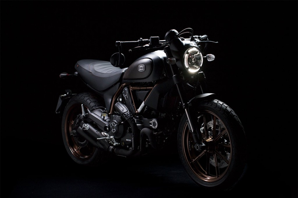 Limited edition Ducati Scrambler Italia Independent unveiled - 8