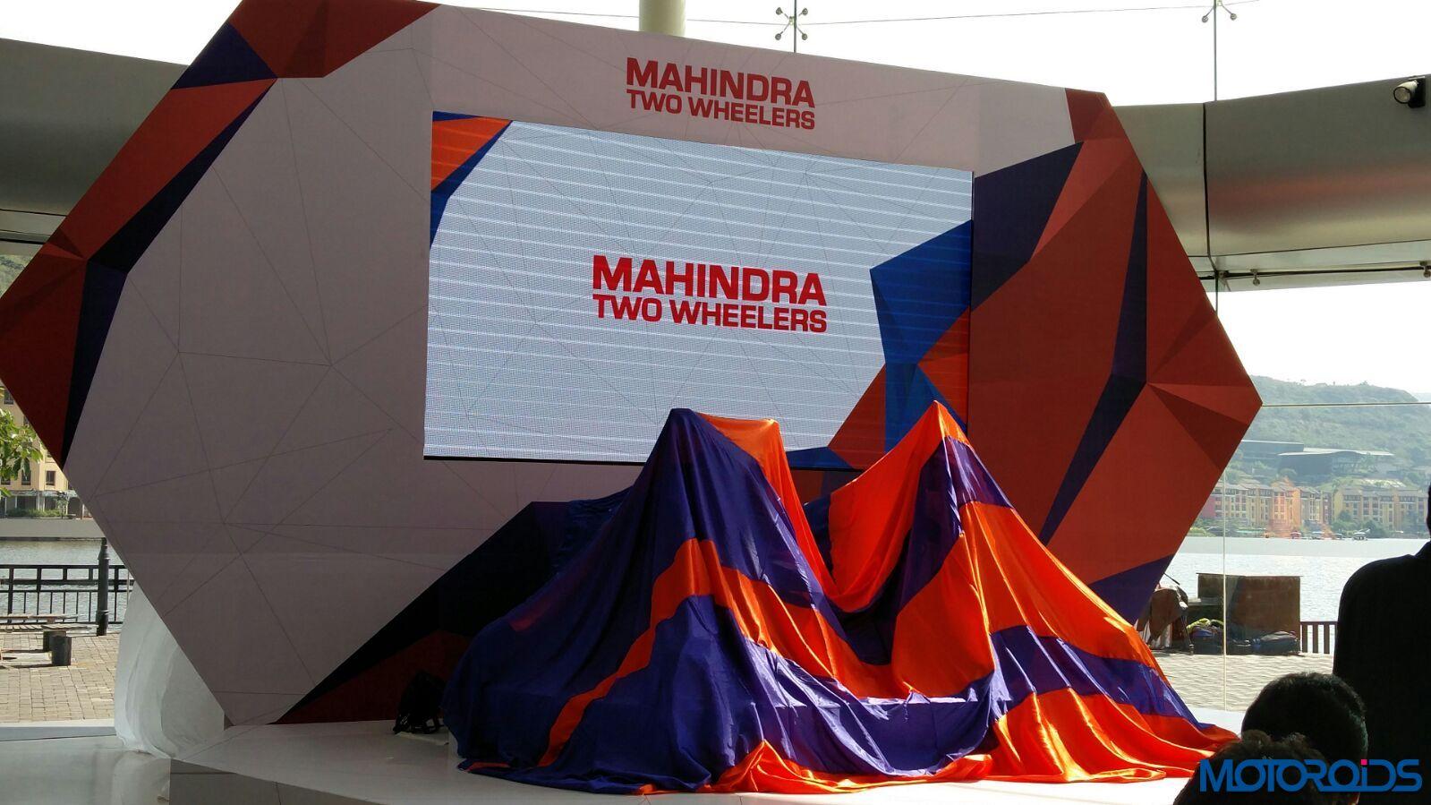 Mahindra Gusto 125 launch
