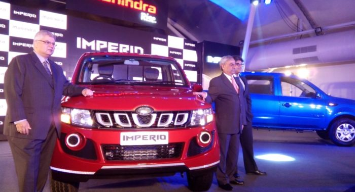 Mahindra Jeeto and Imperio get DiGiSENSE, a connected vehicle technology for small commercial vehicles