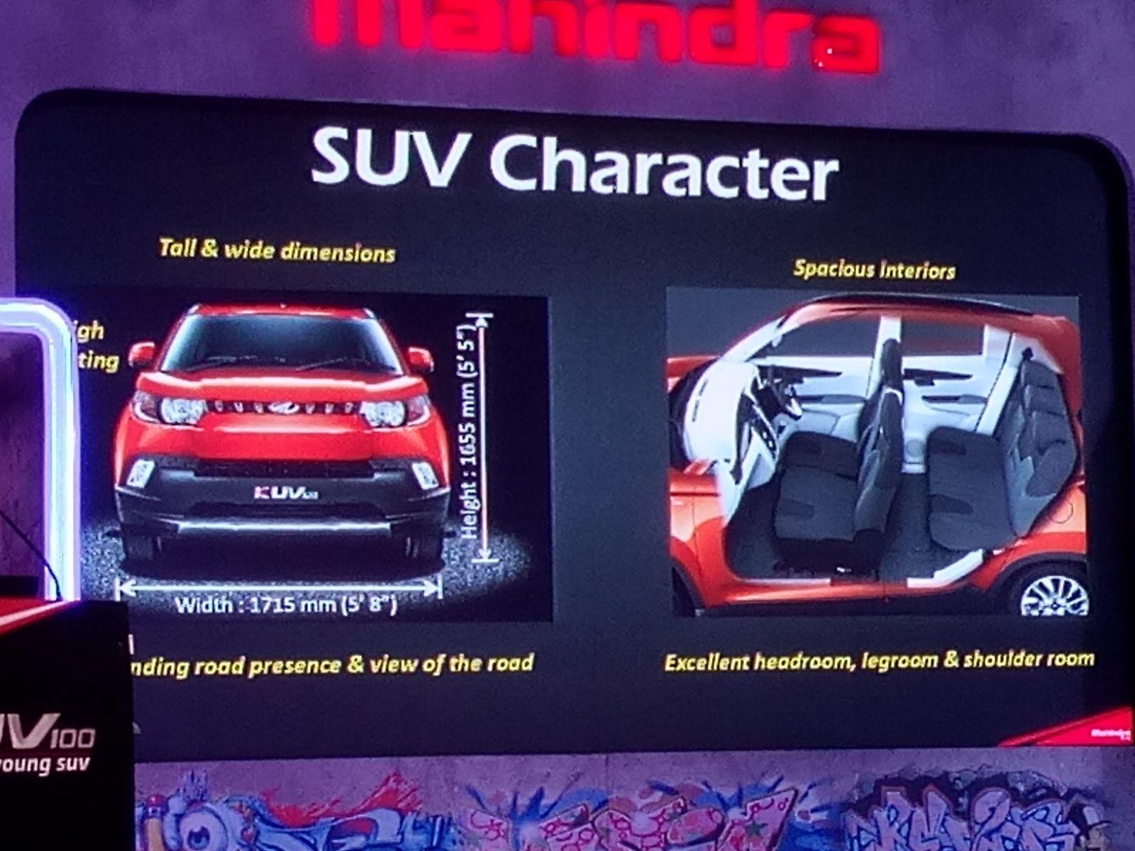 Mahindra KUV 100 details (7)