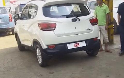 Mahindra KUV 100 revealed (3)