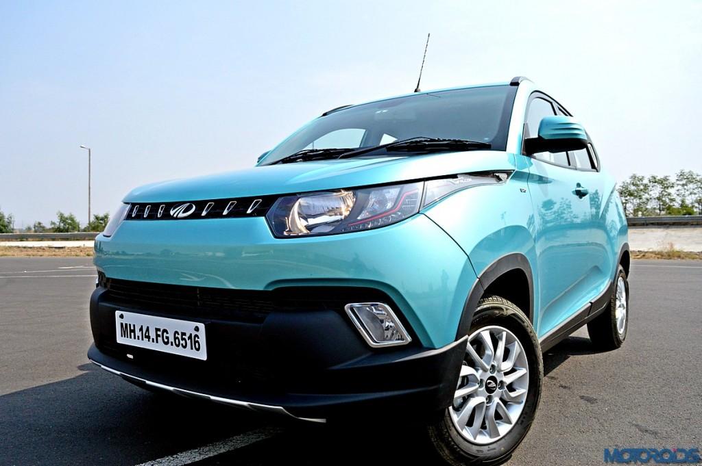 Mahindra KUV100 (3)
