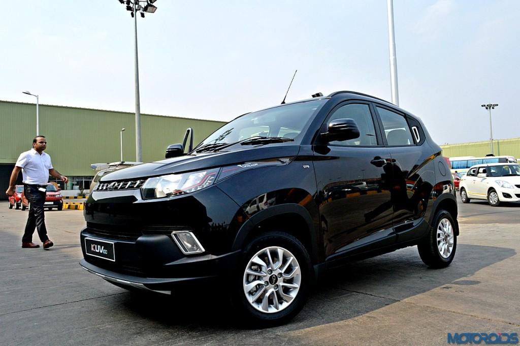 Mahindra KUV100 (68)