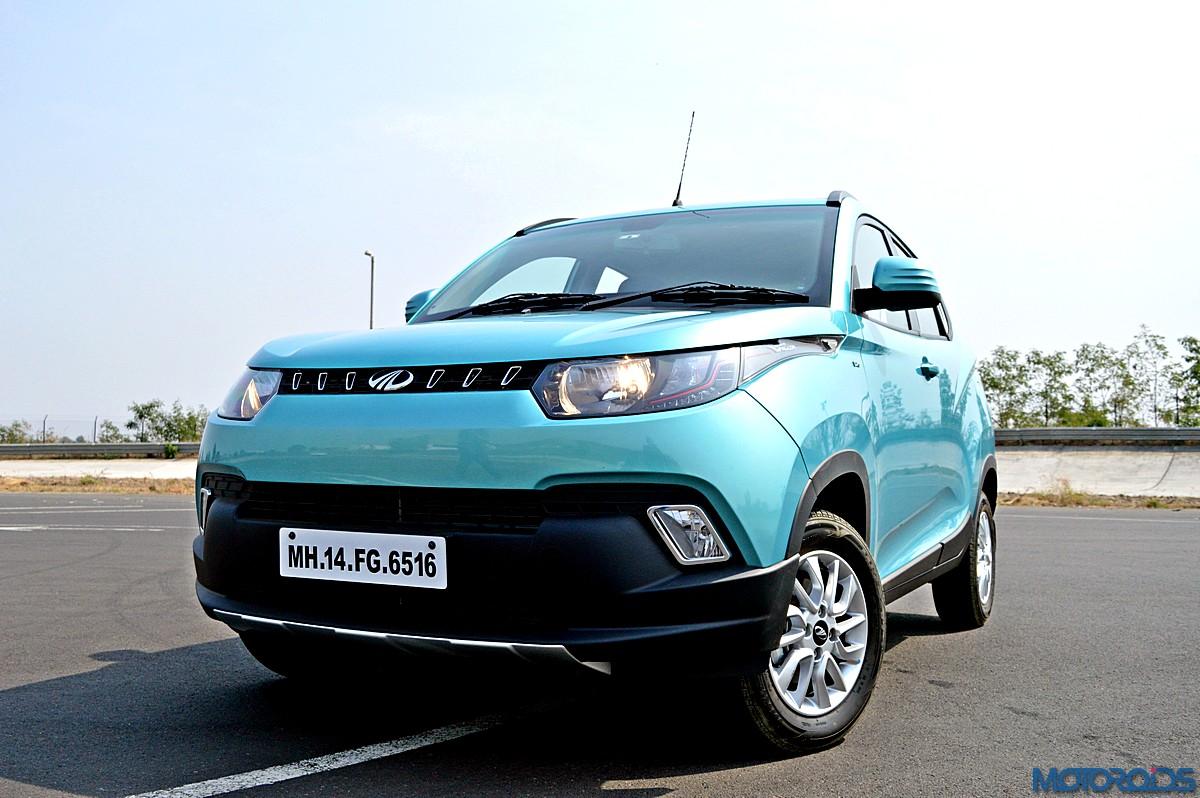 Mahindra KUV100 (80)