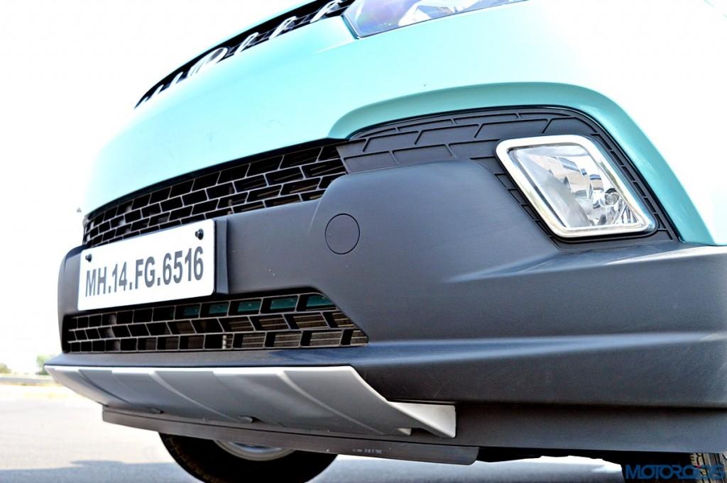 Mahindra KUV100 Front Bumper
