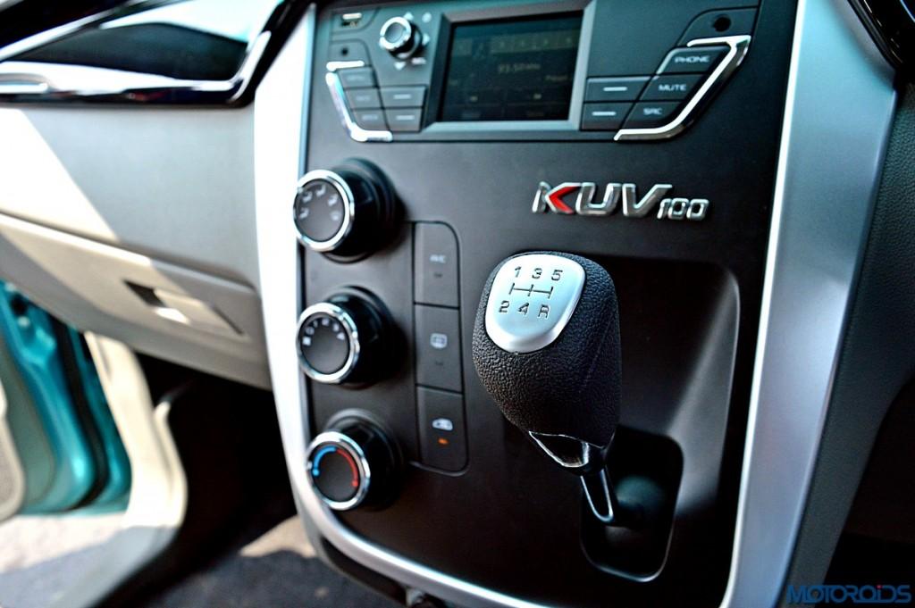 Mahindra KUV100 Gear Lever (2)