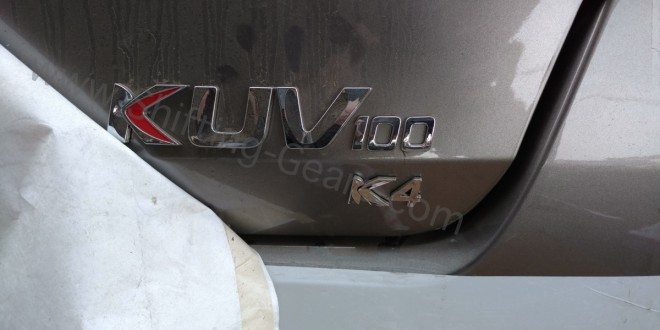 Mahindra-KUV100-K4