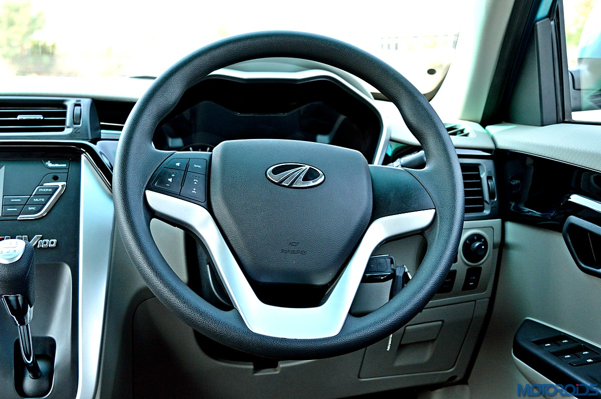 Mahindra KUV100 Steering Wheel