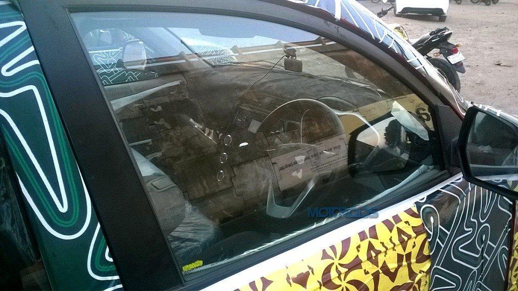 Mahindra KUV100 interior (1)