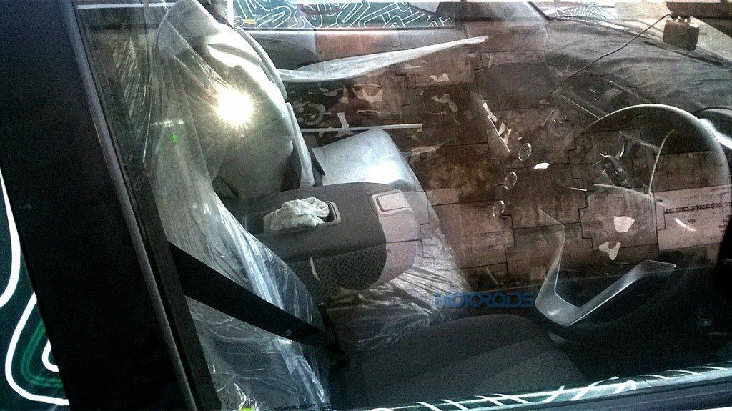 Mahindra KUV100 interior (2)