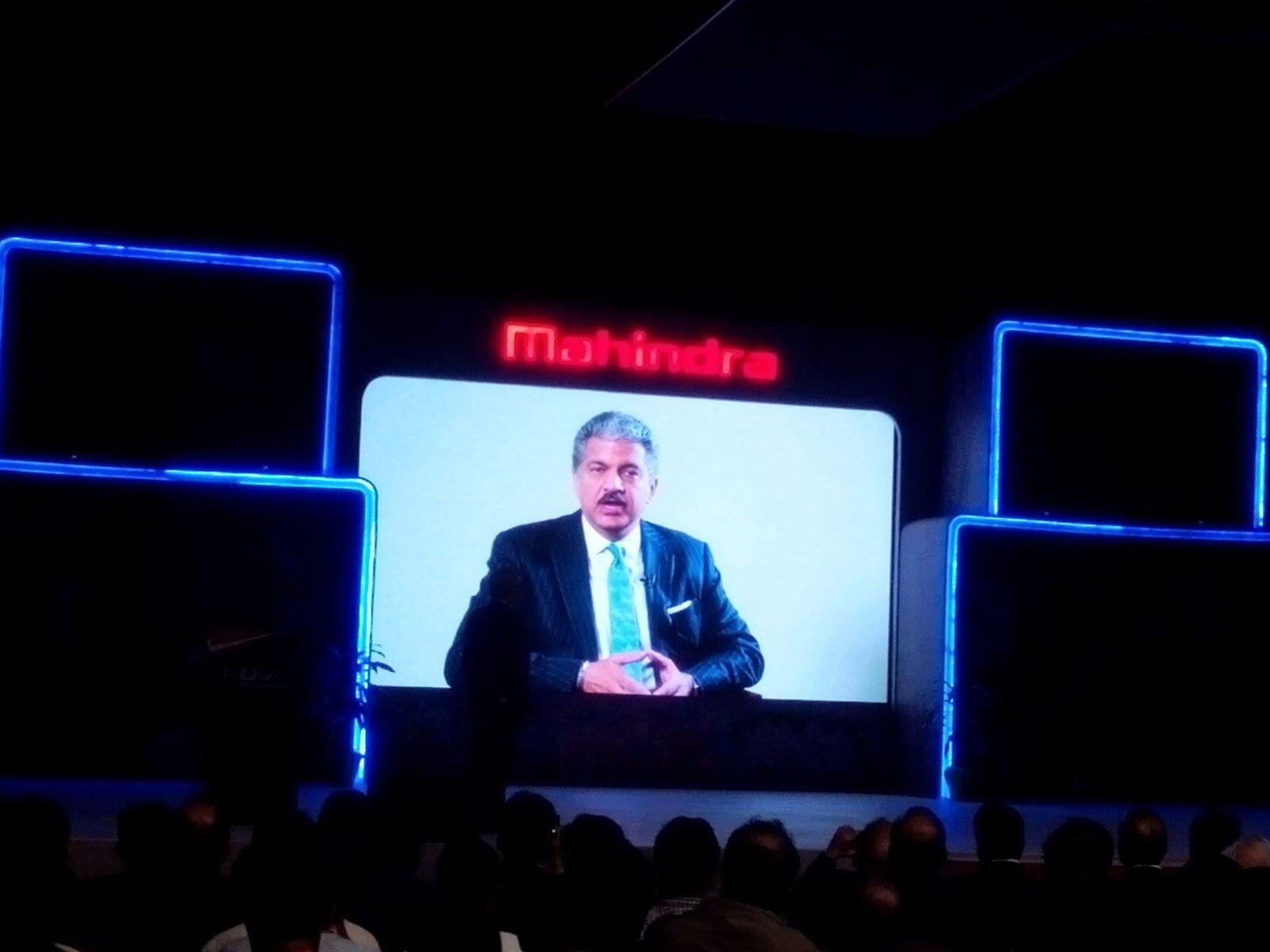 Mahindra KUV100 launch live (2)