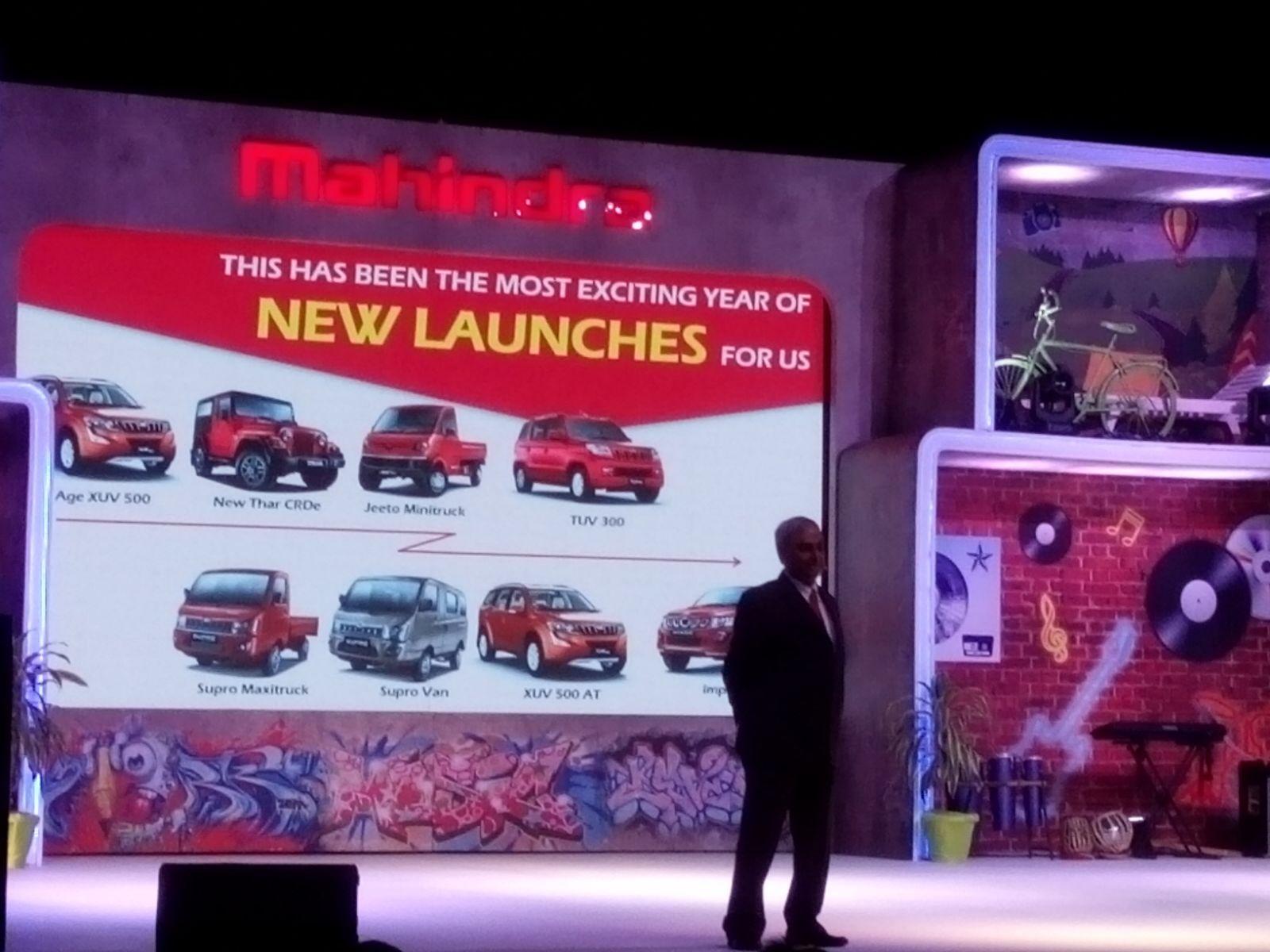 Mahindra KUV100 launch live (4)