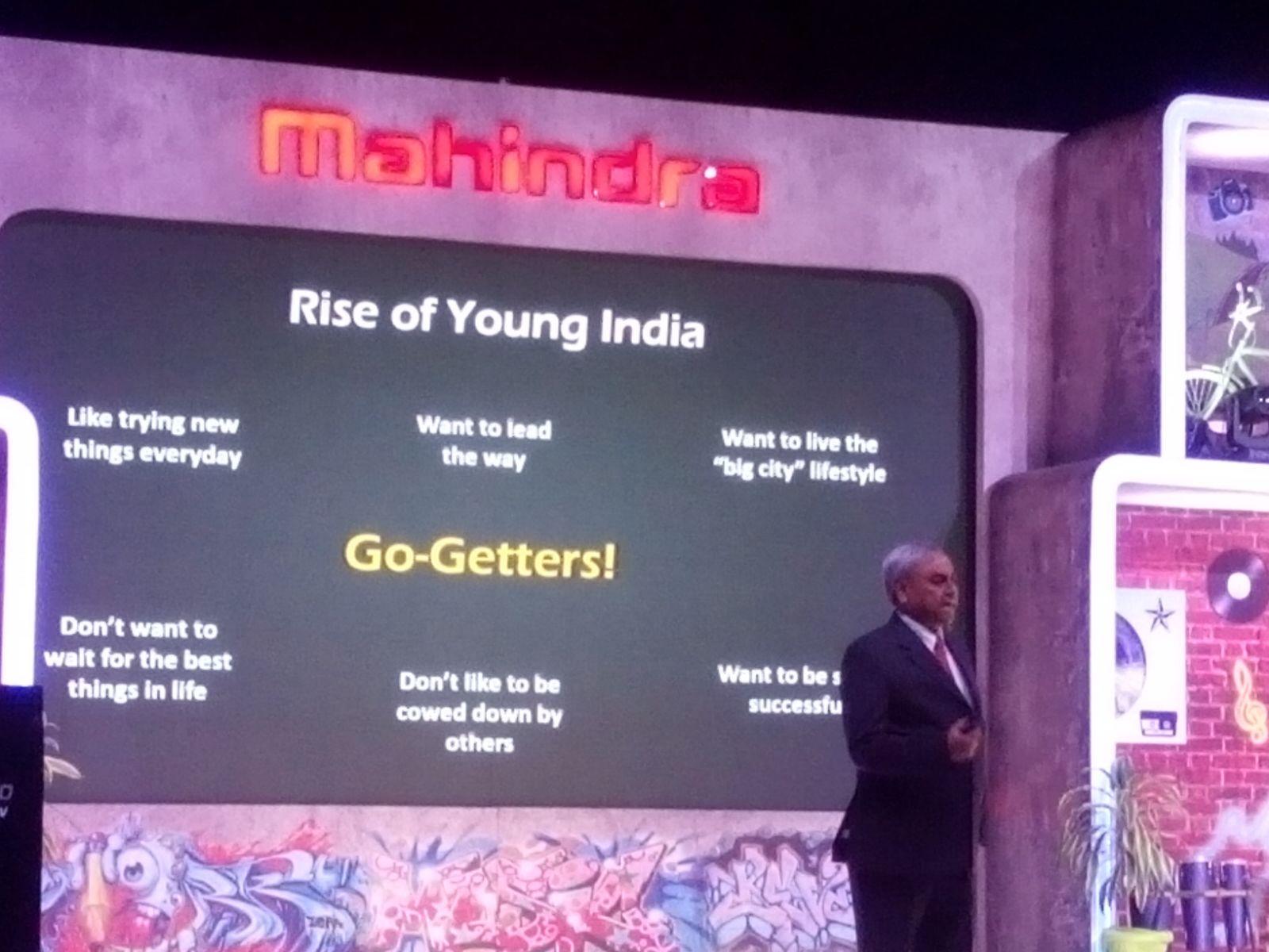 Mahindra KUV100 launch live (8)