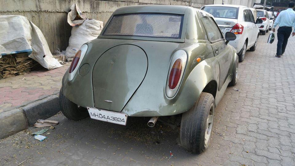 Maruti 1000 modified 1