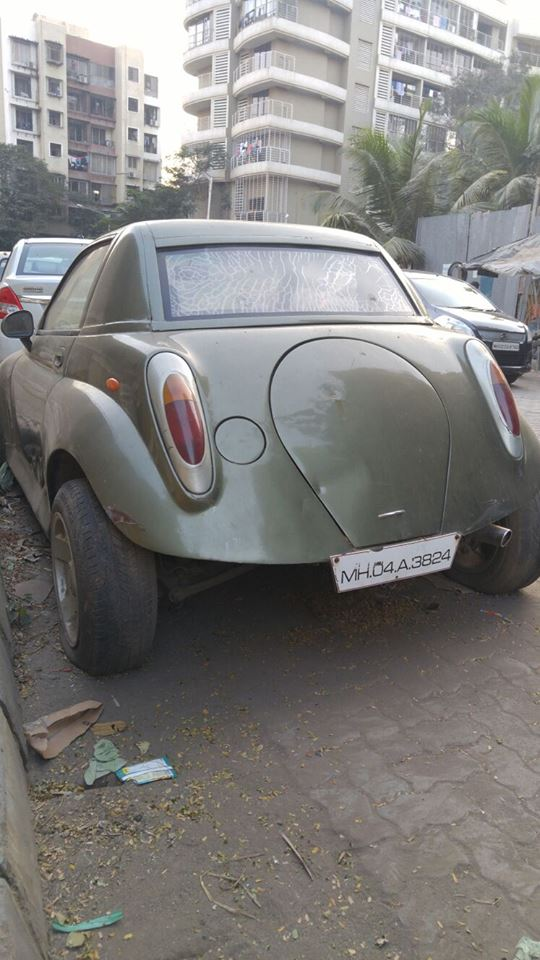Maruti 1000 modified 2