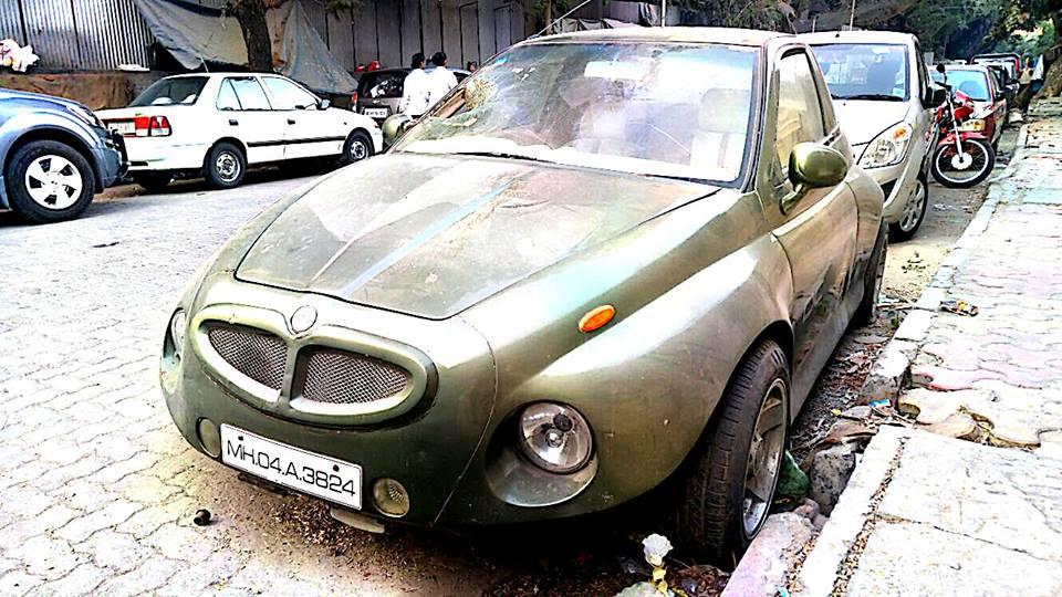 Maruti 1000 modified 3