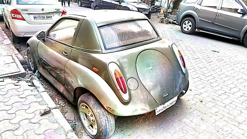 Maruti 1000 modified