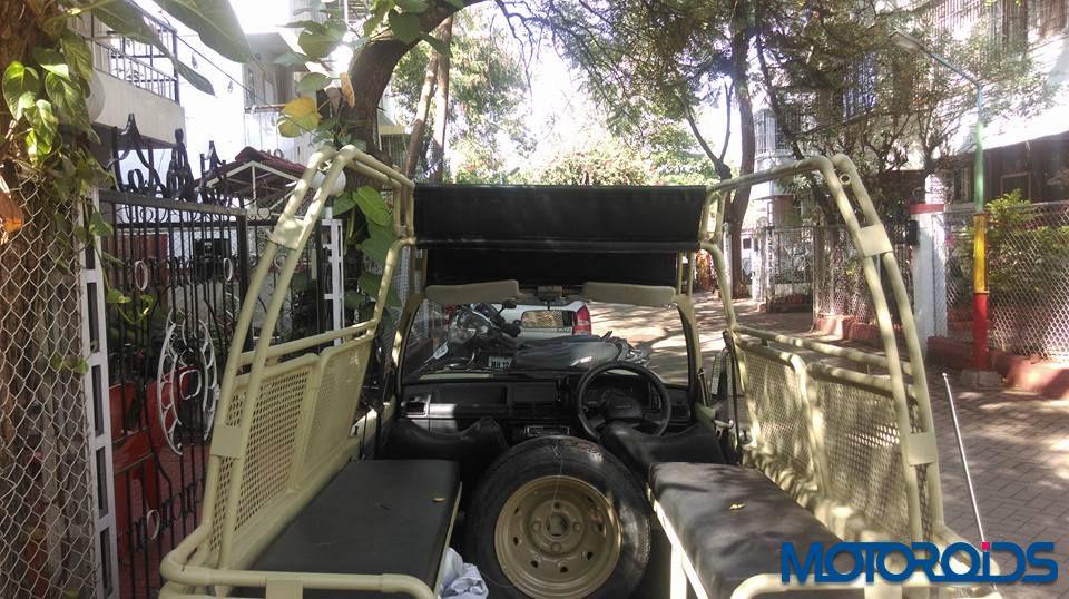 Maruti-Gypsy-800-rear-profile