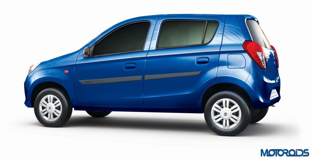 Maruti Suzuki Alto 800 With Optional Airbag (1)