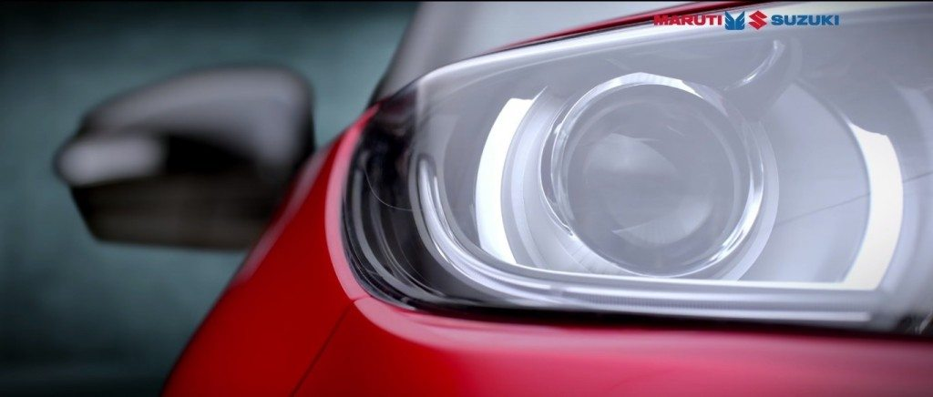 Maruti Suzuki Vitara Brezza Headlight