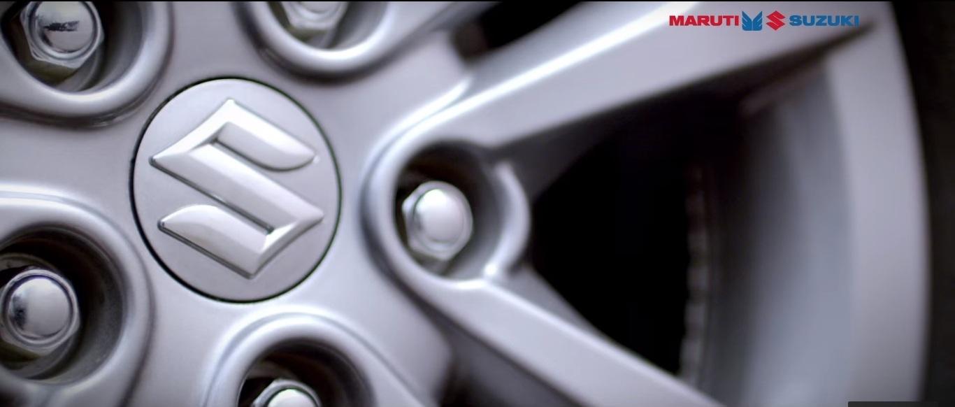 Maruti Suzuki Vitara Brezza alloy