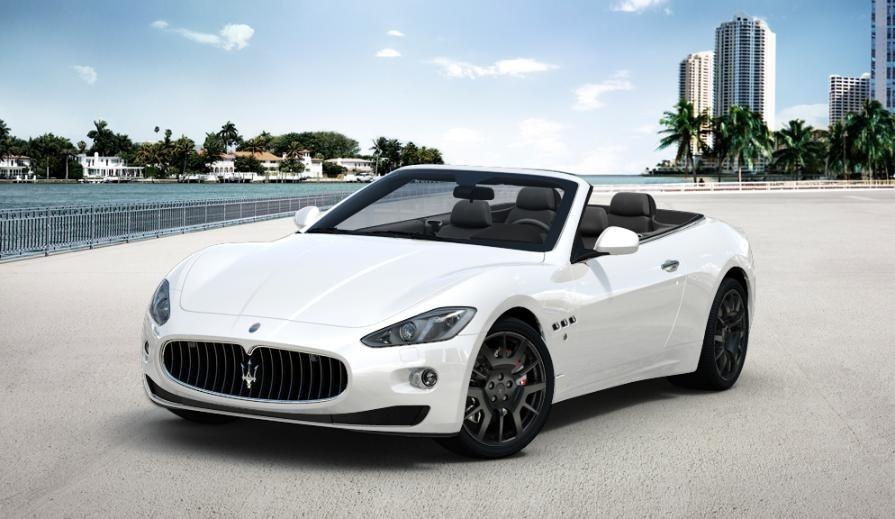 Maserati GranCabrio (1)