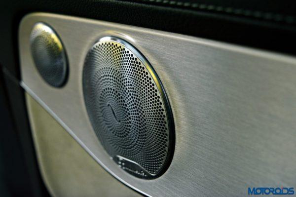 Mercedes-AMG C 63 S Burmester system(157)