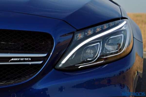 Mercedes-AMG C 63 S LED lighting system(13)