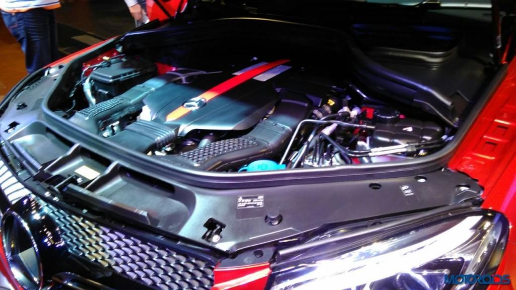 Mercedes GLE 450 AMG India launch (13)