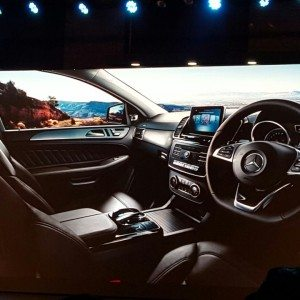 Mercedes GLE 450 AMG India launch (5)